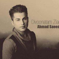 دانلود آهنگ احمد سعیدی به نام دیونتم زیاد