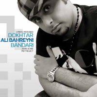 دانلود آهنگ جدید علی بحرینی به نام دختر بندری