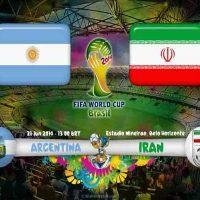 دانلود بازی ایران و آرژانتین جهانی ۲۰۱۴