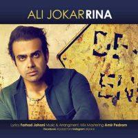 دانلود آهنگ جدید علی جوکار به نام رینا