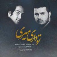 دانلود آهنگ جدید احمد سلو و بهزاد پکس به نام تو داری میری