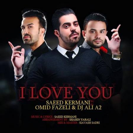 دانلود آهنگ سعید کرمانی به نام من عاشقتم