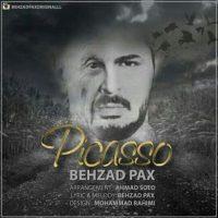 دانلود آهنگ بهزاد پکس به نام پیکاسو