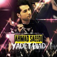 دانلود آهنگ احمد سعیدی به نام یادت بیاد