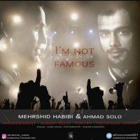 دانلود آهنگ احمد سولو به نام معروف نیستم