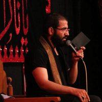 دانلود مداحی حسین سیب سرخی شب هشتم محرم ۹۶