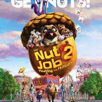 دانلود انیمیشن عملیات آجیلی ۲ The Nut Job 2017
