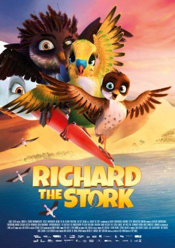 دانلود انیمیشن A Stork's Journey2017