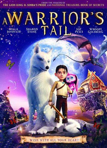 دانلود انیمیشن A Warrior's Tail 2015