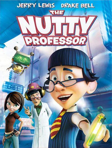 دانلود انیمیشن The Nutty Professor 2008