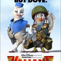 دانلود انیمیشن کبوتر بی باک Valiant 2005