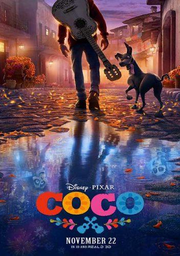 دانلود انیمیشن Coco 2017
