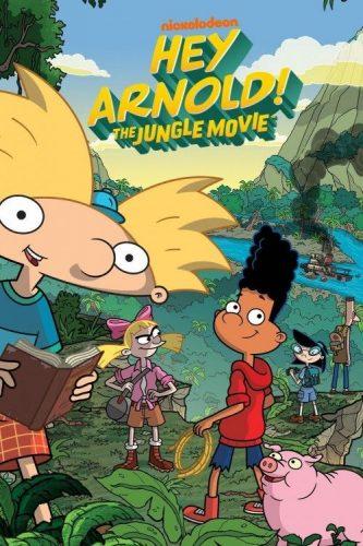 دانلود انیمیشن هی آرنولد! فیلم جنگلیHey Arnold: The Jungle Movie 2017