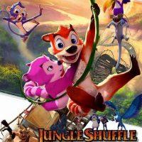 دانلود انیمیشن آشوب در جنگل Jungle Shuffle 2014