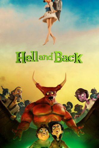 دانلود انیمیشن بازگشت از جهنم Hell and Back 2015