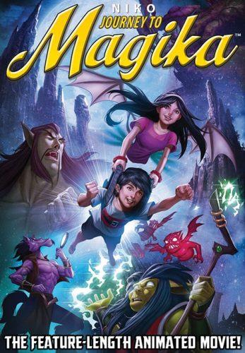 دانلود انیمیشن Niko: Journey to Magika 2014