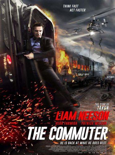 دانلود فیلم خارجی رفتوآمدThe Commuter 2018