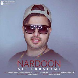 دانلود آهنگ علی ابراهیمی به نام ناردون