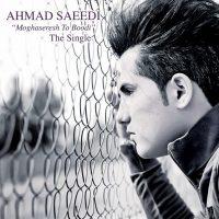 دانلود آهنگ احمد سعیدی مقصرش تو بودی