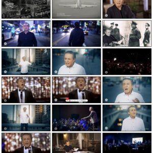 دانلود موزیک ویدیو عارف سرزمین مادری