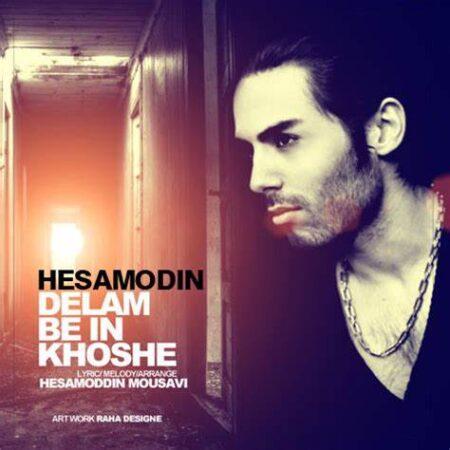 دانلود آهنگ حسام الدین موسوی به نام دلم به این خوشه